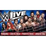 Entradas Wwe Live Ring Side Para Hoy Jueves