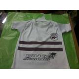 Hermosa Camiseta De Bebe Defensores De Villa Ramallo