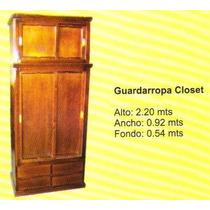 Closet Portatil Para Espacios Pequeños