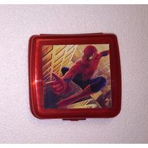 Sandwichera Personalizada - Dulcero Spiderman / Hombre Araña
