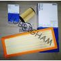 Kit 3 Filtros Vw Vento 2.5 - Mahle - Aire + Aceite + Nafta