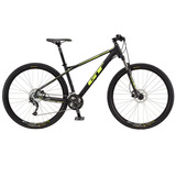 Bicicleta Gt Karakoram Sport 29 27v Preto Verde 2017 Alumin