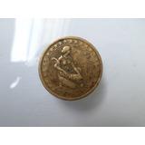 Moneda Antigua 1000 Reis 1927 Brasil