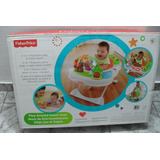 Fisher Price Original Mesa De Entretenimiento 100% Educativo