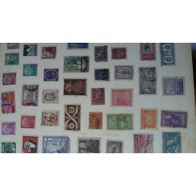 Coleção De 2047 Selos Antigos