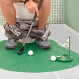 Jogo De Golf De Banheiro - Rei Do Golf