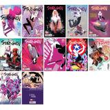 Marvel Comics Spider Gwen 2 3 4 5 6 7 8 Spider Women All New