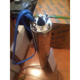Motor Pozo Profundo Pearl 3 Hp 220 Voltios Motor Monofasico