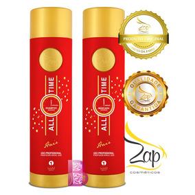Zap Cosmeticos Alisa Afro 100% 2x1000ml - Original