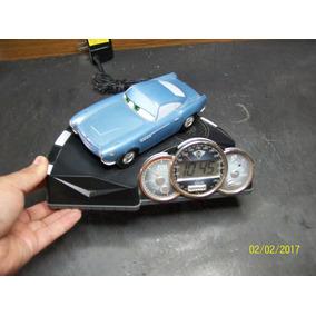 Reloj Despertador Mc Missile Cars Disney Pixar V2