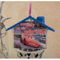 Dulceros, Bolos, Aguinaldos Disney Cars Rayo Mcqueen Mickey