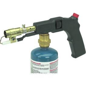 Soplete Antorcha Gas Propano-butano Solda Aluminio Cobre