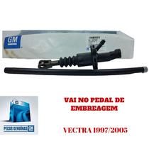 Atuador Pedal Embreagem Vectra 97/05 90578481 90522656 Orig