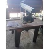 Sierra Trozadora Industrial Para Carpinteria