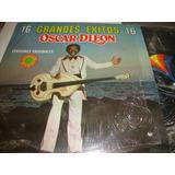 Oscar D´leon Disco Lp D 12 16 Grandes Exitos