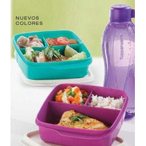 Tupperware - Set Porta Vianda + Eco Twist 500 Ml.- Frida