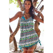 Victoria Secret Vestido Playero Exclusivo
