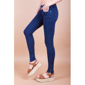 Jean Zipper Mujer Sweet Ginette Oficial