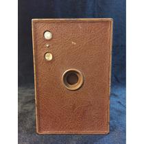 Maquina Fotografica Antiga Eastman Kodak N2 Brownie Ano 1914