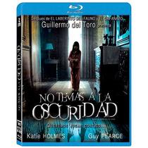 Blu Ray No Temas A La Oscuridad Dont Be Afraid The Dark