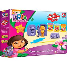 Super Massinha Para Criança Aventuras Com Dora Estrela