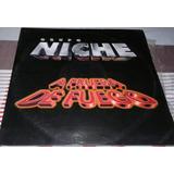 Grupo Niche/ A Prueba De Fuego/ Salsa/ Lp Vinilo Acetato