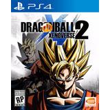 Dragon Ball Xenoverse 2 Ps4 Entrega Rapida