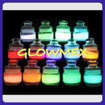 Pigmento Glow In The Dark Fotoluminiscente