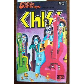 Historieta Kiss Editorial Mina N°3, Chiss