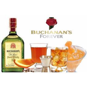 Whisky Buchanans Deluxe 100% Original