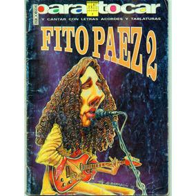 Ricordi-fito Paez 2 Cantar Con Letras Acordes Y Tablaturas