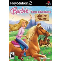 Barbie Horse Adventures Ps2 Patch - Promoção!!!