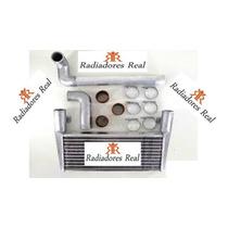 Kit Intercooler Ar Mercedes Mb 1113-1313-1513 Motor Om 352a