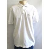 Camisa Polo Ecko Unltd Branca Importada Original Tamanho M