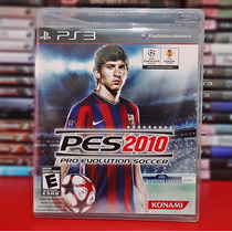 Pes 2010 - Pro Evolution Soccer 2010 - Ps3