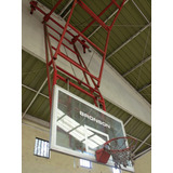 Aros Basketball Estructura Movible Marca Bronson