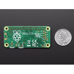 Raspberry Pi Zero W Wifi Bt Memoria Case Gratis 3 Julio