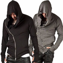 Hoodie Sudadera Urban Ninja Assassins Creed Moda Con Gorro