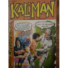 Kaliman El Hombre Increible El Ojo De Satan