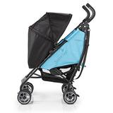 Summer Infant Flip 3d Conveniencia Cochecito, Double T W75