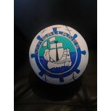 Alcancia Pelota Con Logos Del Magallanes Y Leones