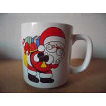 Taza Santa Claus Navidad Christmas Souvenir Cafeteria Te