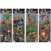 20 Planchas De Stickers Avenger Spiderman Los Vengadores