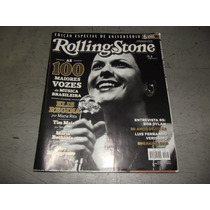 Revista Rolling Stone Out 2012 Elis Regina Na Capa