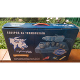Termofusora 1500w!!garantía Y Maletin/6 Boquillas/accesorios