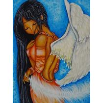 Cuadro Pluma De Angel