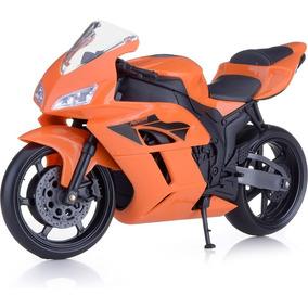 Miniatura Moto Cores Sortida 1/10 Racing Roma Brinquedos