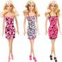 Muñeca Barbie Basica Original Mattel Juguete Niñas