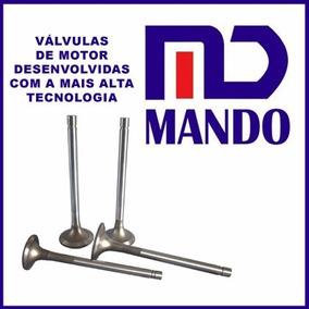 Jogo (4 Pçs) Válvula Admissão Ranger 2.5 Diesel Maxion Mando