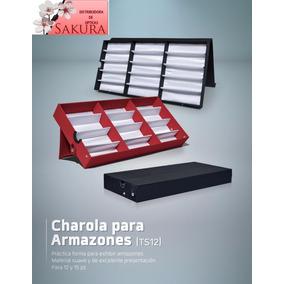 Charolas Mostradoras Para Armazones Oftalmicos Y Solares